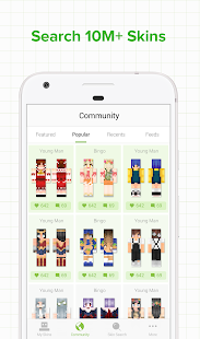 App Skinseed for Minecraft APK for Windows Phone