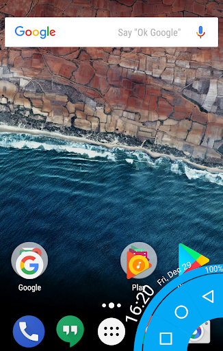Simple Pie(Navigation bar) screenshots 3