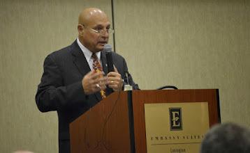 Photo: Stu Silberman, Executive Director, Prichard Committee