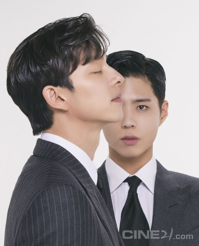 park bo gum and gong