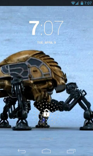 Robo Bug Live Wallpaper