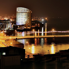 by Francis Edroso - Buildings & Architecture Bridges & Suspended Structures