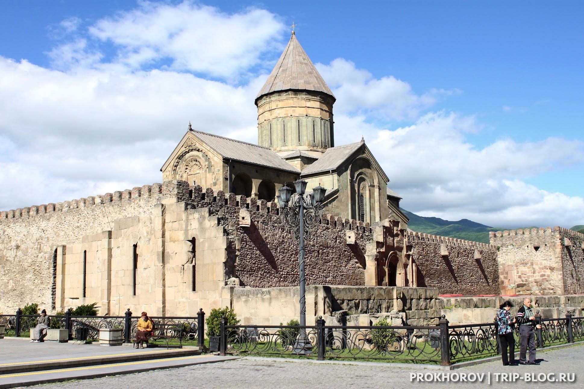 Экскурсии из Тбилиси в Мцхету