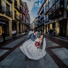 Wedding photographer David Almajano maestro (Almajano). Photo of 14.09.2017