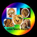 Indian Snacks Recipes icon