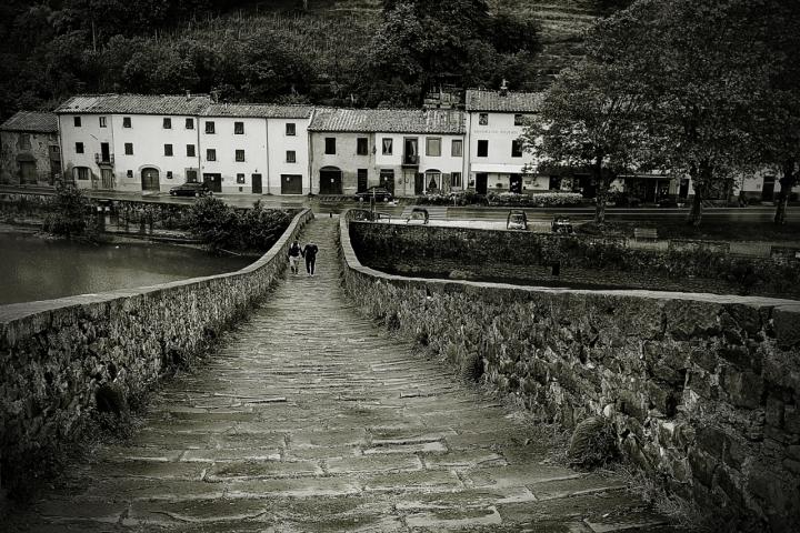 Ponte Del Diavolo di Hanami