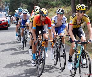 George Bennett Mikel Landa Remco Evenepoel Ronde van Burgos