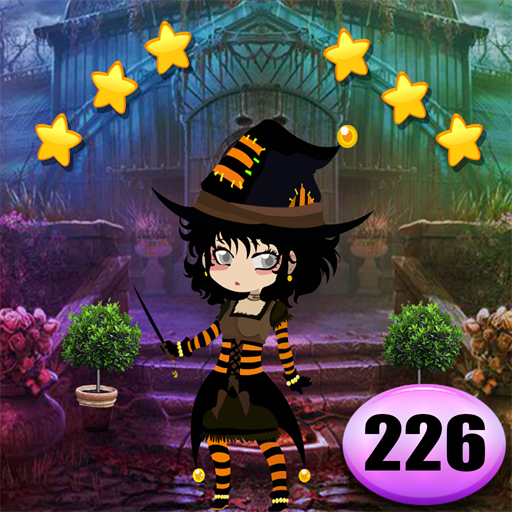The Little Witch Rescue Game Best Escape Game 226