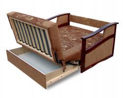 Короб для белья дивана с механизмом Аккордеон, Омебли