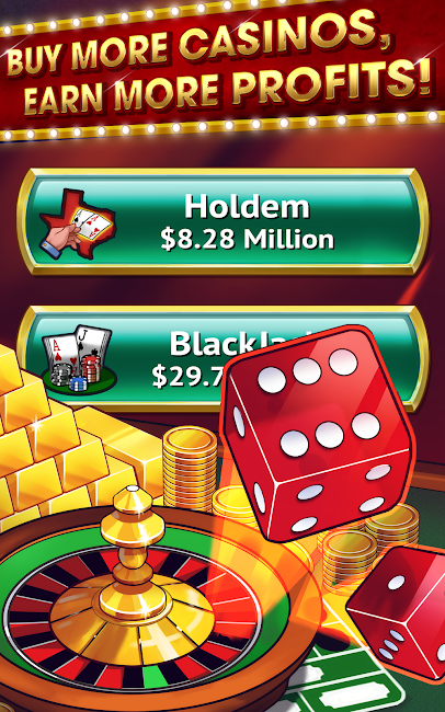 #9. Tap it Big : Casino Empire (Android)