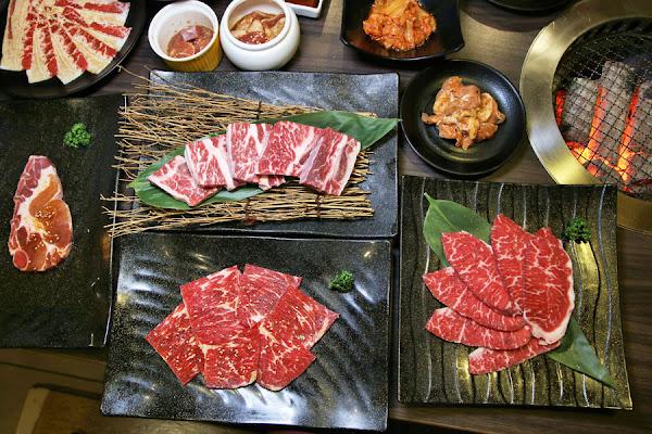 超過80種餐點無限吃到飽,優質燒肉供應的炭烤吃到飽 X 禾町無煙碳火燒肉