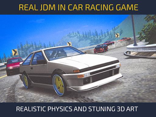 JDM Racing: Drag & Drift Races screenshots 6