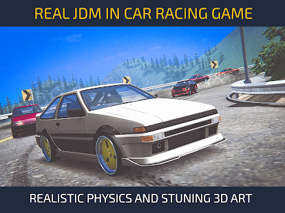 JDM Racing: Drag & Drift Races Screenshot