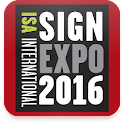ISA Sign Expo 2016 icon