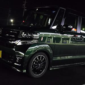 Nボックスカスタム JF1 H28年式・緑黒箱のカスタム事例画像 Nちびさんの2019年01月22日23:02の投稿