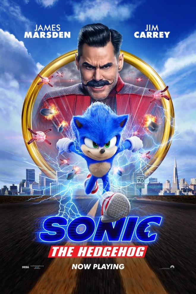 Phim rạp cuối tuần: Huyền thoại tuổi thơ Nhím nhây Sonic trở lại, đến Cậu Bé Ma cũng phải dè chừng - Ảnh 5.
