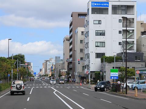 網走観光交通「まりも急行札幌号」 ・369 車窓 その1