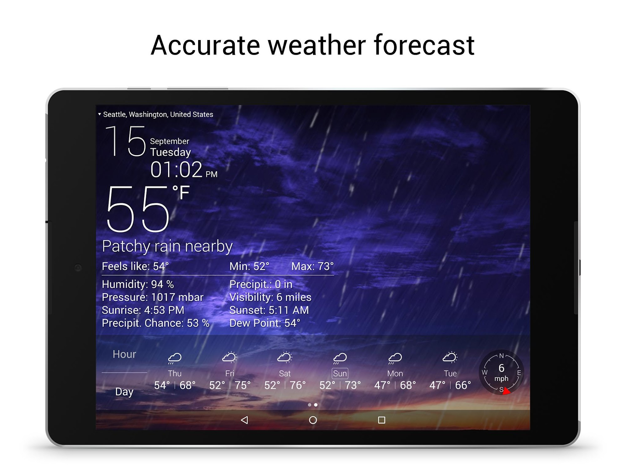 Weather Live Free screenshot #10