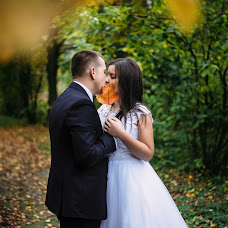 Wedding photographer Nataliya Nadolska (noelka). Photo of 14.11.2017