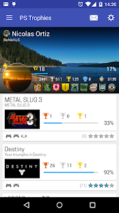 PS Trophies PRO- screenshot thumbnail