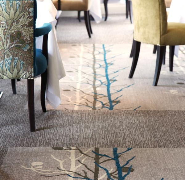 24. The Joys of Bespoke Carpet Design