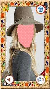 Hat Selfie Fashion - náhled