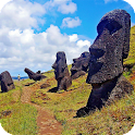 Easter Island Live Wallpaper icon