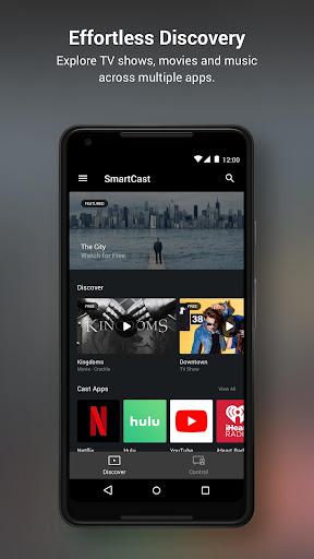 VIZIO SmartCast Mobile™ 1.1.181205.5177-c.3-pg screenshots 1