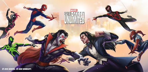MARVEL Spider-Man Unlimited for PC