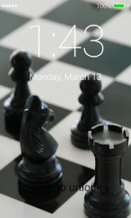 Chess Lock Screen - náhled