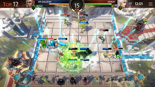 Might & Magic: Chess Royale - Heroes Reborn  screenshots 6
