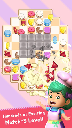 Lola Bakery - Puzzle & Idle Store Tycoon with Kiko  screenshots 2