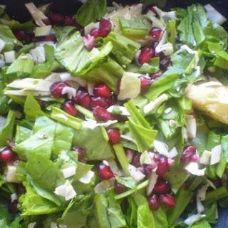 Zesty Spinach Salad 2