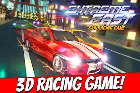 Extreme Fast Car Racing Game 1.6.1 screenshot 480516