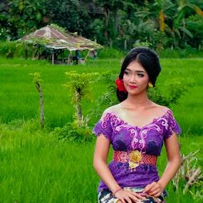 Bride by Eka Astiputra - Wedding Bride ( indonesia, wedding, cantik, like, bride )