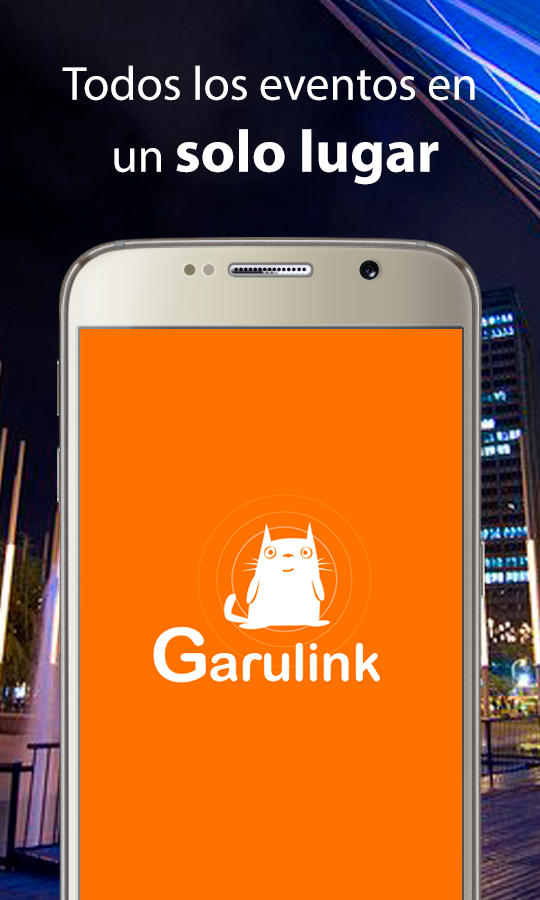 Garulink- screenshot