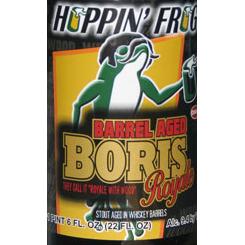 Logo of Hoppin' Frog B.O.R.I.S Royal