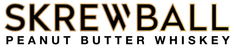 Logo for Skrewball Peanut Butter Whiskey
