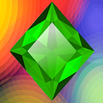 Magic of diamonds Icon