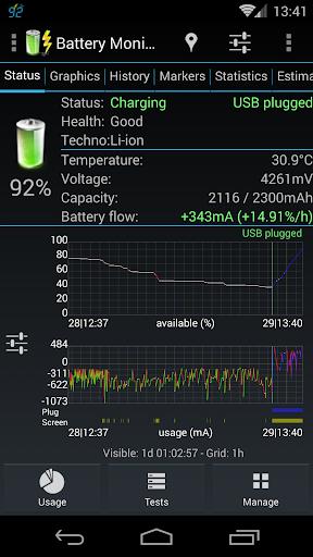 Download APK: 3C Battery Monitor Widget v4.0.3a [Pro] [Mod]