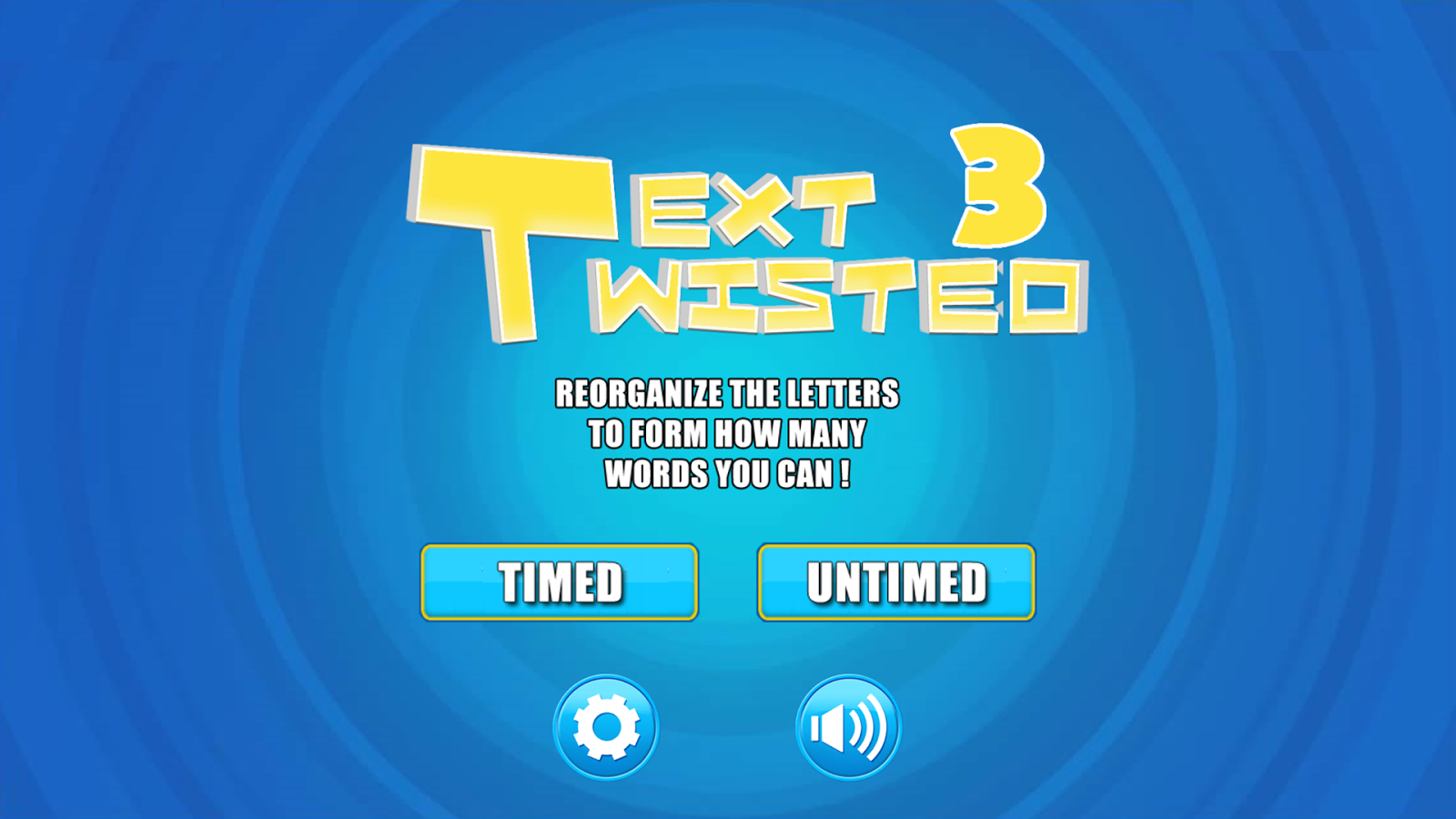 Text Twisted 3 Premium- screenshot