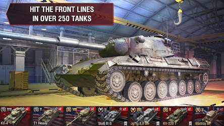 World of Tanks Blitz 4.2.0.214 Apk (Unlimited Money) MOD 7