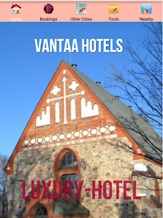 Vantaa Hotels - náhled
