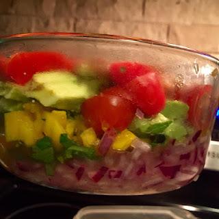 Vegan Cauliflower Ceviche