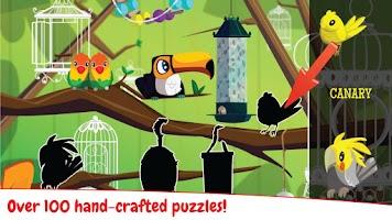 Screenshot of Toddler Kids Puzzles PUZZINGO