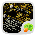 GO SMS GLORY LUXURY ⅡTHEME icon