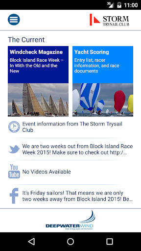 Block Island Race Week