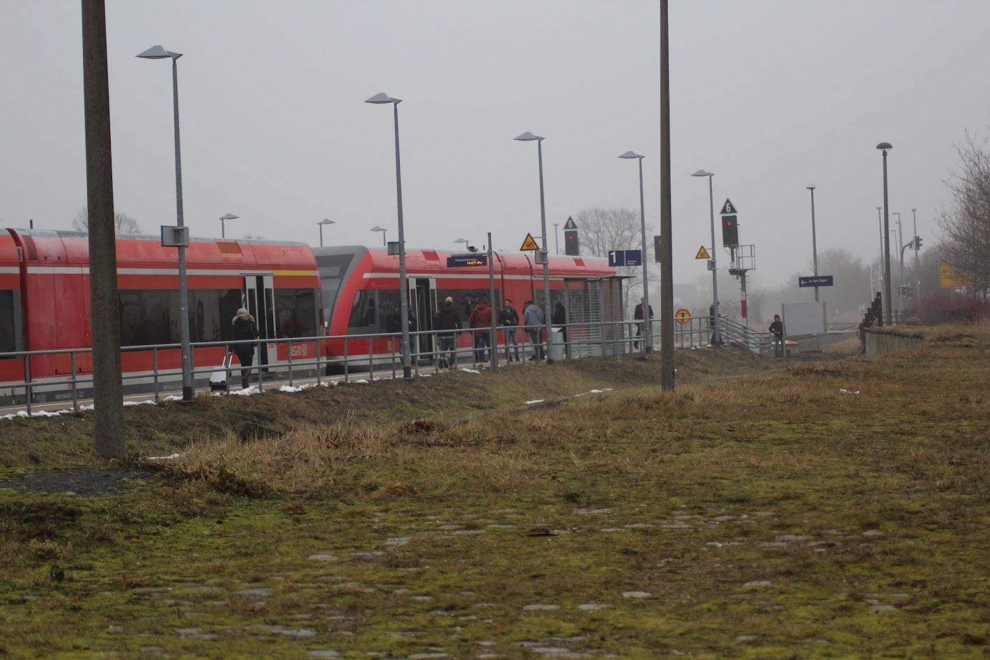 Bahnhof Tantow (Bild Archiv A.M.)