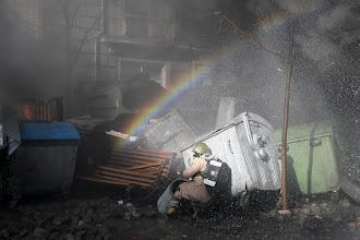 Photo: Мы победим! Мрак рассеится! #Евромайдан #Украина