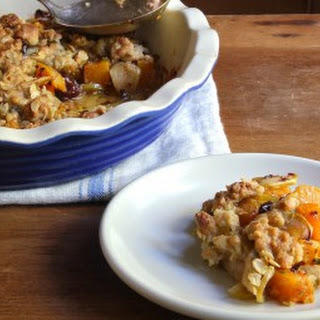 Farmhouse Butternut - Apple Crumble Recipe